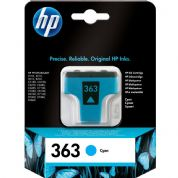 HP 363 Ink Cartridge - Cyan
